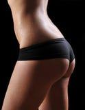 Corpo da mulher Foto de Stock Royalty Free