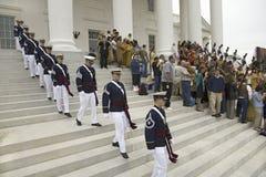 Corpo da tecnologia de Virgínia de cadete Fotos de Stock