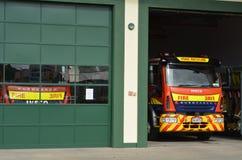 Corpo de bombeiros de Nova Zelândia Imagens de Stock Royalty Free