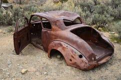 Corpo de carro velho da oxidação Foto de Stock Royalty Free