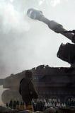Corpo dell'artiglieria - Israele fotografia stock libera da diritti