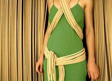 Corpo della donna Immagini Stock Libere da Diritti