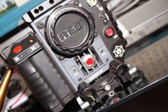 Corpo della fotocamera del cinema soltanto Fotografia Stock Libera da Diritti