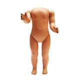 Corpo di Doll?s Immagini Stock