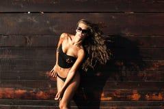 Corpo di estate Fotografia Stock