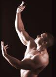 Corpo do homem Imagem de Stock Royalty Free