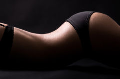Corpo erótico Foto de Stock