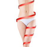 Corpo fêmea Imagens de Stock