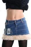 Corpo magro Fotografia de Stock