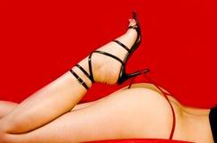 Corpo 'sexy' Foto de Stock Royalty Free