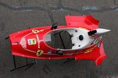 Corpo velho de Ferrari Fotos de Stock