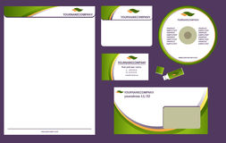 Corporate. Vector corporate identity for your desing
