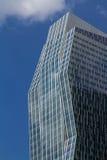Corporate architecture, skyscraper detail. Stock Photo