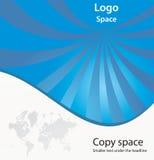 Corporate  background Stock Image