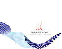 Corporate background Stock Photo