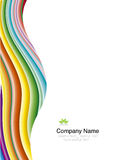 Corporate background - vector Stock Image