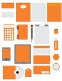 Corporate branding identity Stock Images