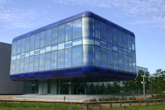 Corporate Building. A Corporate building In The U.K royalty free stock image