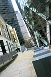 Corporate building. Corporate Glass building in the London Stock Image
