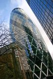 Corporate building. Corporate Glass building in the London Stock Photo