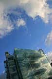 Corporate building. Corporate Glass building in the London Royalty Free Stock Image