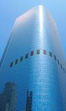 Corporate Building. Over Blue Sky Royalty Free Stock Photo