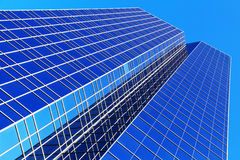 Corporate Building. North York city view - corporate building Royalty Free Stock Image