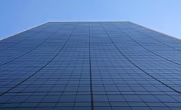 Corporate building. Corporate  building in New York City Stock Images
