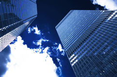 Corporate building Stock Photos