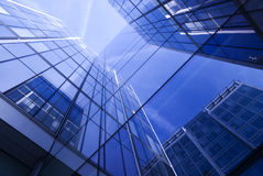 Corporate building Royalty Free Stock Image