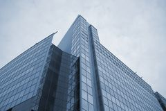 Corporate building in the city Stock Photography