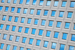 Corporate building facade Royalty Free Stock Image