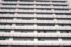 Corporate building facade Stock Images