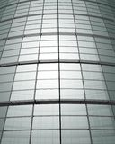 Corporate building glass abstract background Royalty Free Stock Images