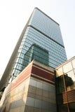 Corporate building in Hongkong Stock Image