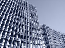Corporate building, Madrid Royalty Free Stock Image