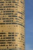 Corporate building paris. Modern skyscraper architecture at paris Royalty Free Stock Photo