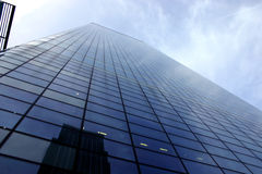 Corporate building - perspective Royalty Free Stock Images