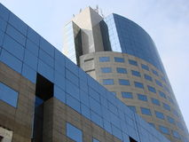 Corporate building and tower Royalty Free Stock Photography