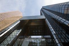 Corporate buildings Royalty Free Stock Photos