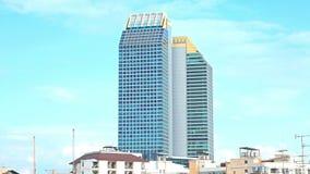 Corporate buildings stock footage
