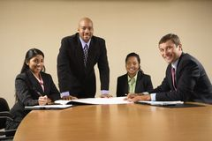 Corporate business. Stock Photos
