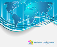 Corporate business background Stock Image