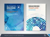 Corporate business brochure Stock Photos