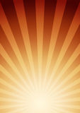 Corporate business burst template background. Retro vector vertical illustration with dark and light rays. Striped explosion background with gradient from white Stock Illustration