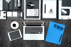 Corporate business office Stock Photos