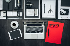Corporate business office Royalty Free Stock Image