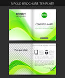 Corporate business stationery template. Abstract Stock Photo