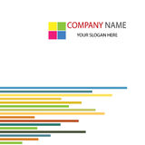 Corporate Business Template Background Stock Photography