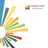 Corporate Business Template Background Stock Photo